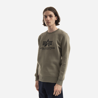 Alpha Industries Basic Sweater 178302 11