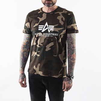 Alpha Industries Basic T-shirt 100501 408
