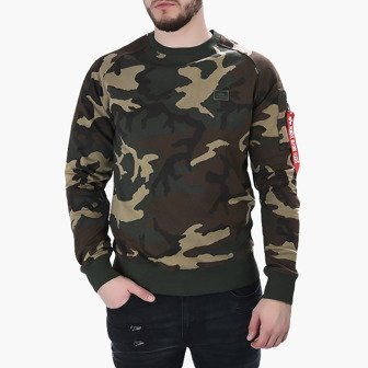 Alpha Industries X-Fit Sweat 158320 408