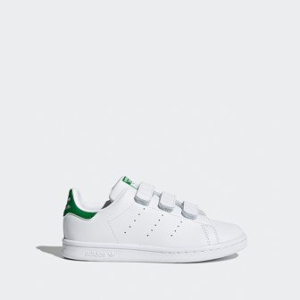 DĚTSKÉ BOTY sneakers Adidas Originals Stan Smith M20607
