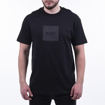 HUF Quake Box Logo T-shirt TS01053 BLACK