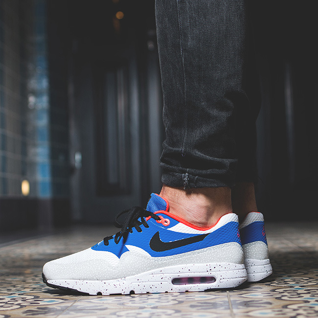 new products 7e547 88e9c ... Buty męskie sneakersy Nike Air Max 1 Ultra Essential Mowabb 819476 104  ...