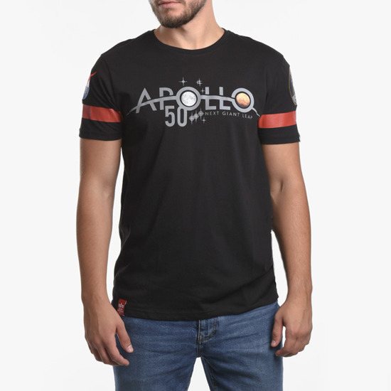 Alpha Industries Apollo 50 Reflective T 198552 03