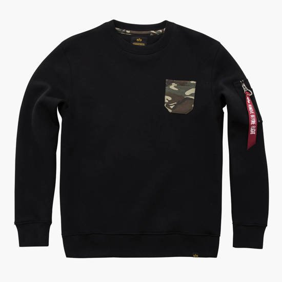 Alpha Industries Camo Pocket 178300 03
