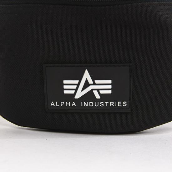 Alpha Industries Rubber Print Waistbag 198912 03