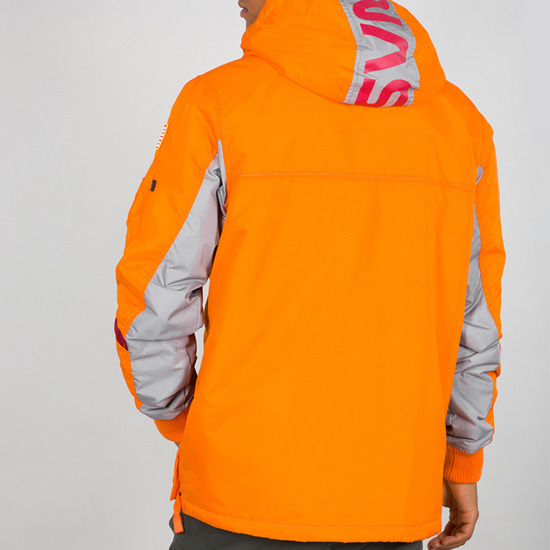 Alpha Industries Space Camp Anorak 198132 429