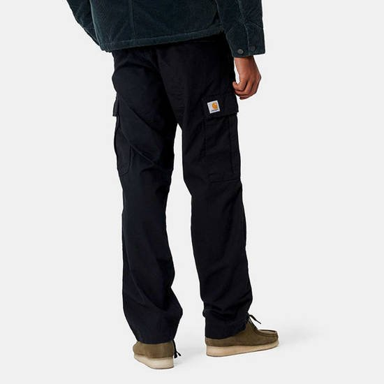 Carhartt WIP Regular Cargo Pant I015875 BLACK RINSED