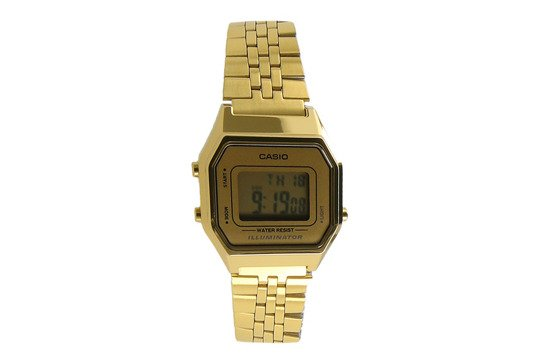 Casio Retro Gold LA680WEGA-9ER