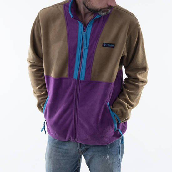 Columbia Back Bowl™ Full Zip Fleece 1872792 257