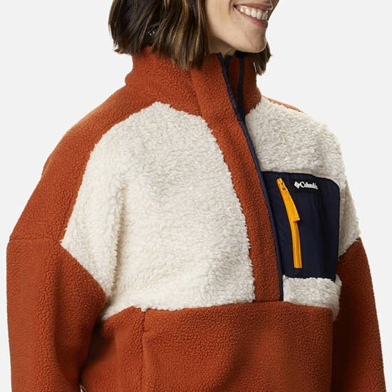 Columbia Lodge™ Sherpa Pullover 1907623 248