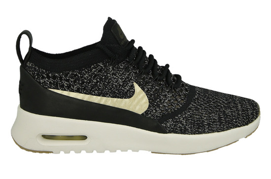 "Dámské boty sneakers Nike Air Max Thea Ultra Flyknit ""Metallic Gold"" Pack 881564 001"