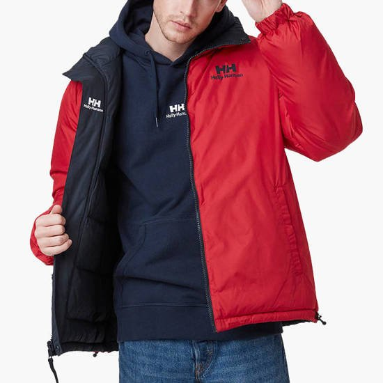 Helly Hansen Young Urban Reversible Puffer Jacket 53570 597