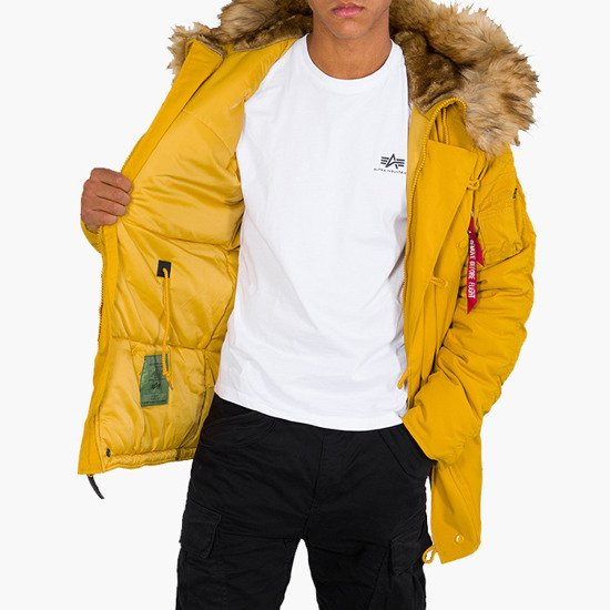 Pánsky jacket Alpha Industries Explorer 193128 141