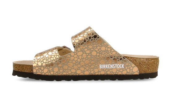 Pantofle Birkenstock Arizona Metallic Copper 1006684