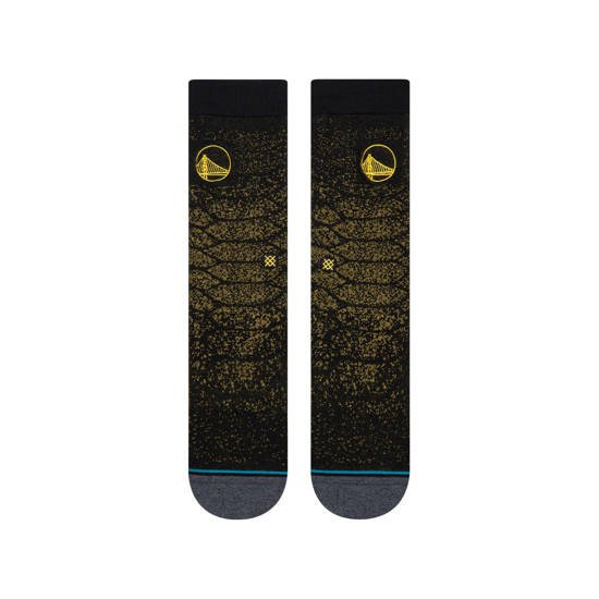 Stance Golden State Warriors Snakeskin A545A20WSS YEL