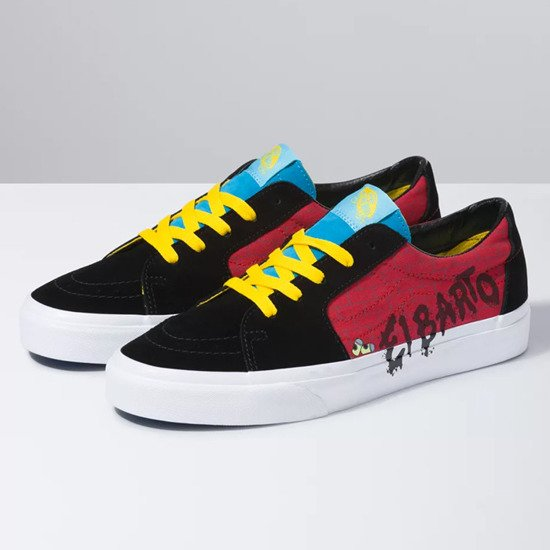 Vans x The Simpson UY Old Skool VN0A4BUU17A