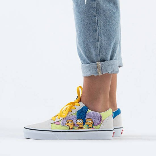 Vans x The Simpson Ua Old Skool VN0A4BV521M
