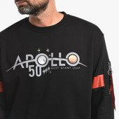 Alpha Industries Apollo 50 Reflective Sweater 198365 03