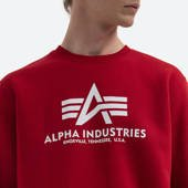 Alpha Industries Basic Sweater 178302 328