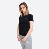 Alpha Industries Basic T Small Logo Wmn Foll Print 196054FP 365