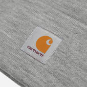 Carhartt Acrylic Watch Hat I020175 GREY HEATHER