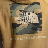 The North Face Raglan Red Box T92ZWUD9V