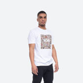 Wood Wood Square T-shirt 11935720-2334 BRIGHT WHITE